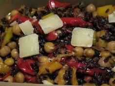 Italian Entrees, Italian Recipes, Cena Light, Looks Yummy, Orzo, Couscous, Charcuterie, Fruit Salad, Finger Foods
