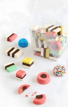 Soooo cute: How to make Allsorts sugar cookies (Sprinkle Bakes).