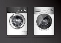 product | washing machine on Behance