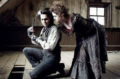 """steampunk clothes in """"Sweeny Todd"""""""