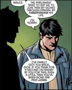 "goldalarm: "" Nightwing Rebirth #01 [Seeley/Paquette/Fairbairn] """