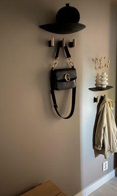 Entrance Hall, Beige Color, Second Floor, Hooks, Wall Lights, Menu, Shelves, Flooring, Interior Design