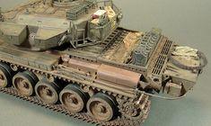Centurion Mk.5/1 Royal Australian Armored Corps in Vietnam — Каропка.ру — стендовые модели, военная миниатюра