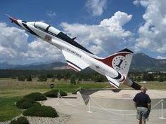 US Air Force Academy, Colorado