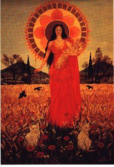 goddess modron - Google Search