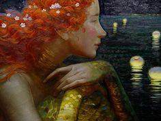 Catherine La Rose: ✿ Victor NIZOVTSEV ~ Mermaids ✿