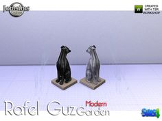 Rafel guz fountain. category fountain  Found in TSR Category 'Sims 4 Miscellaneous Decor'