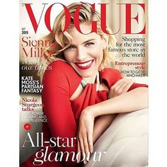 "MARIO TESTINO on Instagram: ""#SIENNAMILLER FOR THE COVER OF @BRITISHVOGUE OCTOBER ISSUE. #SIENNAMILLER PARA LA PORTADA DE @BRITISHVOGUE EDICIÓN DE OCTUBRE. @sammcknight1 @picalucia"""