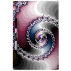 #fractalartwork #fractals #customgifts #premiumproducts #dryeraseboard