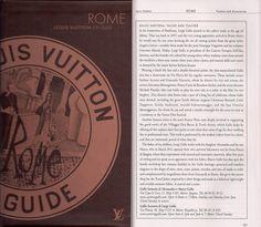 Sartoria Gallo Louis Vuitton Guide