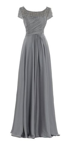 Factoryoffers Mother Of The Bride Long A line prom dress AM5