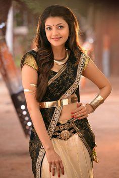Kajal Agarwal – HQ stills from upcoming movie 'Govindudu Andarivadele'