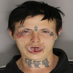 Collection of weird and bizarre mugshots. Collection of weird and bizarre mugshots.