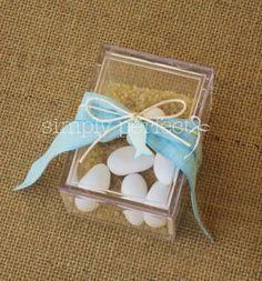 Μπομπονιερες Βαπτισης — Simply perfect Gift Wrapping, Gifts, Weddings, Ideas, Bag Packaging, Baptisms, Paper Wrapping, Presents, Bodas