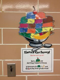 Good Behavior Competition for Cafeteria  http://www.elementaryschoolcounseling.org/good-behavior-competition.html#