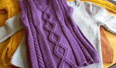 Różne rodzaje swetrów, czyli rewolucja w robieniu na drutach.