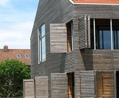 Rural House Featuring a Barn-Like Facade by Beker Architekten