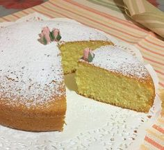 Lactose Free, Vegan Gluten Free, Gluten Free Recipes, Healthy Recipes, Farina Recipe, Velvet Cupcakes, Italian Desserts, Almond Cakes, Something Sweet