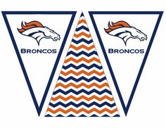 Life In a Larger Story: Denver Broncos printable free; free denver broncos banner printable