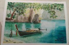 Watercolor#Vasiliitrubnikov_art