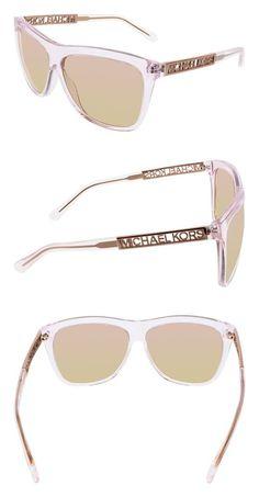 5d8db6750c151 Michael Kors BENIDORM MK6010 Sunglasses 300511-59 - Black Frame