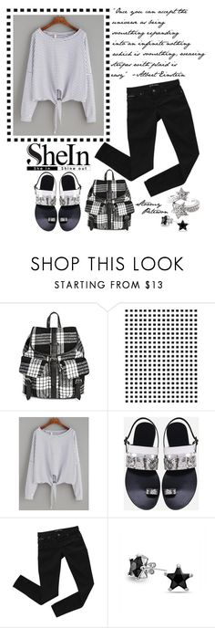 """""""Nothing which is Something"""" by stormypeterson ❤ liked on Polyvore featuring Under One Sky, Camp, Bardot, Bling Jewelry, Chanel, Sheinside, groupcontest and shein"""