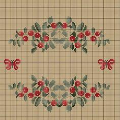 Cross Stitch Heart, Cross Stitch Borders, Cross Stitch Alphabet, Cross Stitch Flowers, Cross Stitch Designs, Cross Stitching, Cross Stitch Patterns, Embroidery Alphabet, Diy Embroidery