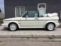 My Golf MK1 Golf 1 Cabriolet, Vw Golf Cabrio, Volkswagen Golf Mk1, Vw Mk1, Golf Mk2, Mk 1, Roger Rabbit, Karting, Heart Eyes