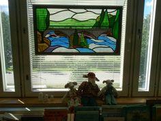 Lastenosaston ikkuna