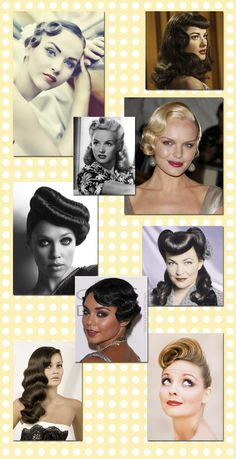 Vintage Wedding Hairstyles Ideas | Hairstyle Ideas