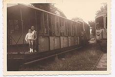 Gamba da Legn, foto d'epoca