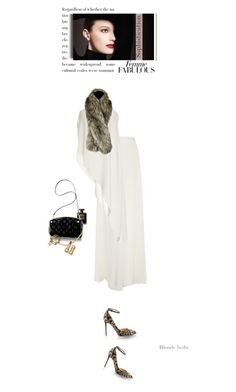 """""""Entitled to be your fabulous self"""" by blonde-bedu ❤ liked on Polyvore featuring Topshop"""