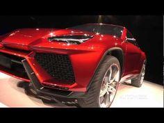 2013 Lamborghini Urus SUV Concept - Autoweek