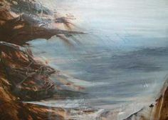 Katharine Holmes - portfolio - paintings - monheganisland