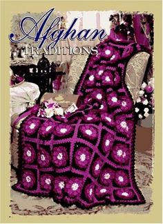 Recommended Retro #Crochet Book: Afghan Traditions
