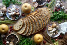 Vegan Mushroom Stuffing