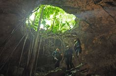 Rio Secretois a new tourist attraction in theRiviera Mayathat thrills visitors with a visit to a natural underground river and the limestone cavern system it winds through. Discovered in 2007, the cave is part of a 7.5-mile long network that is still being explored and mapped.