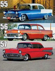 The Tri-5 Evolution