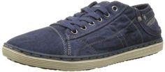 Oferta: 54.95€. Comprar Ofertas de Skechers SorinoBerg Sorino Canvas Relax Fit - Zapatillas de lona para hombre, color azul, talla 42 EU barato. ¡Mira las ofertas!