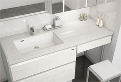 Dressing Table, Double Vanity, Dresser, Bathroom, House Styles, Interior, Home, Dressing Tables, Washroom