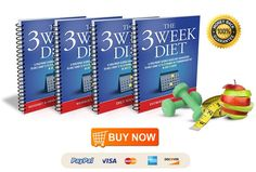 3 Week Diet Plan – All You Need To Know About