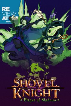 Lee Review – Shovel Knight: Plague of Shadows