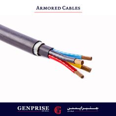 Armored Cables  We deal with armored cables that offer distinct advantages and deliver maximum performance and ease of installation for a broad range of commercial, industrial and utility applications. Visit www.genpriseco.com/