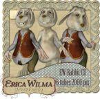 EW Rabbit CU [EricaWilma] - $1.50 : LowBudgetScrapping