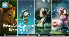 Beautiful Indian Artworks