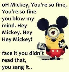Minions are the most funniest being out there, so here are some of their best Funniest Sayings and quotes..
