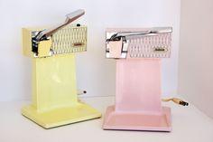 Pink Sunbeam Electric Can Opener. ( Retro / Vintage Mid Century Kitchen Appliance )