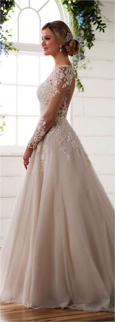 Perfect Inspiration For Lace Wedding Dresses 2017