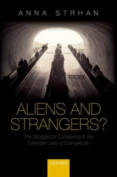 Cover for Aliens & Strangers? The Gift Of Prophecy, Anglican Church, Social Science, Sociology, Christianity, The Book, Religion, Reading, Aliens