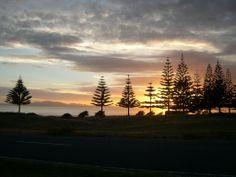 New Zealand - Tokerau Beach Sunrise  So many memories and great New years been with the team - love tokerau